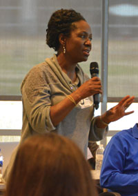 Dr. Anthonia Emezie participates in the ABP Continuing Certification Stakeholder Advisory Panel