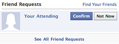 friend request example