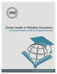 Global Health in Pediatric Education